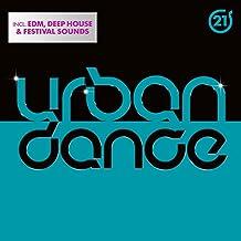 Urban Dance Vol. 21 (incl. EDM, Deep House & Festival Sounds) (3 CDs Box-Set)