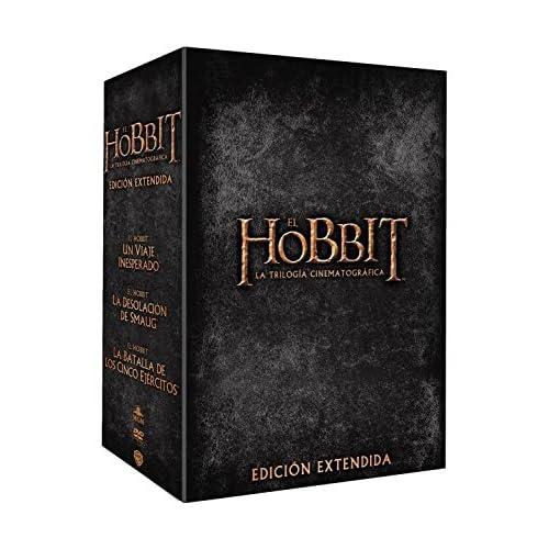 Trilogia El Hobbit Extendida [DVD] 4