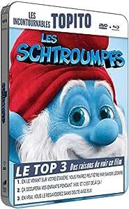 Les Schtroumpfs [Blu-ray + DVD - Édition boîtier métal FuturePak]