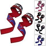 RDX Palestra Fitness Cinghie Sollevamento Pesi Fasce Polso Peso Supporto Bodybuilding