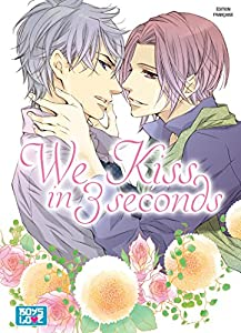 We Kiss in 3 seconds Edition simple One-shot