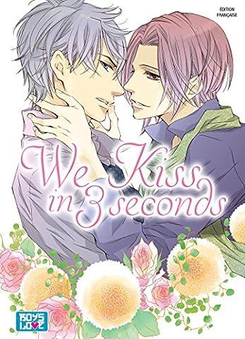 Boy In A - We Kiss in 3 seconds - Livre