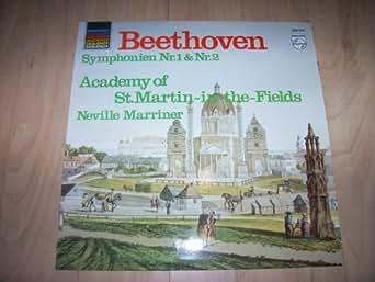 6527 074 Beethoven 1/2 AcStM Neville Marriner LP
