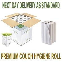 Essentials H2 W540 igiene rotoli 2-ply, 50,8 cm, bianco (confezione da 9)