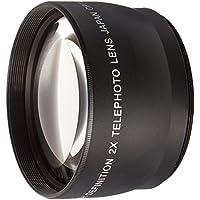 Neewer® 58mm teleobiettivo per Canon Rebel XS XSi XTi XT t1i e tutti i Canon 18–55mm obiettivo.