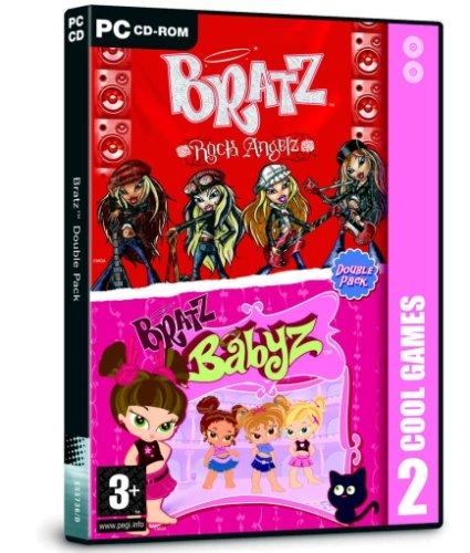Bratz Rock Angelz and Bratz Baby Double Pack [UK Import]