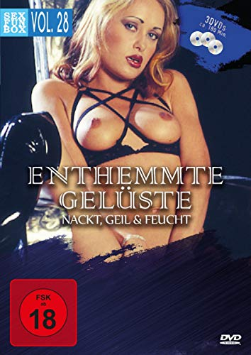 Enthemmte Gelüste - Sex & Fun-Box Vol. 28 [3 DVDs]