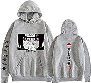 Naruto Hoodies Anime Streetwear Couple Winter Coat Fashion Loose Uchiha Itachi Hoodie Sweatshirt Unisex Hoodie