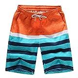 ZARLLE Hombres Short Pantalones,Moda Hombre de algodón Pantalones cortos Gimnasio Sport Jogging Pantalones - Best Reviews Guide