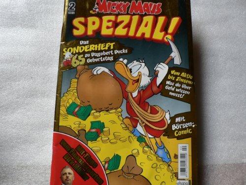 Micky Maus Spezial 2 - 2012. Das Sonderheft zu Dagobert Ducks 65. Geburtstag