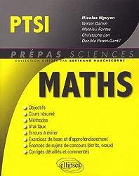 Maths PTSI