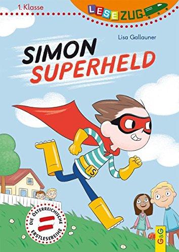 LESEZUG/1. Klasse: Simon Superheld