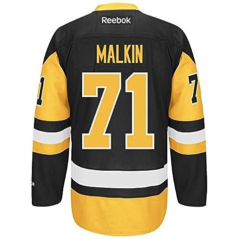 Reebok Premier Replica Penguins de Pittsburgh malkine, xxl