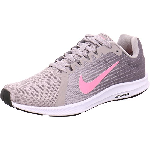 Nike Wmns Downshifter 8, Scarpe da Running Donna Grigio (Gunsmoke/Sunset Pulse/Atmosphe)