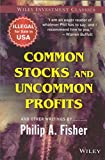Common Stocks and Uncommon Profits and Other Writings [Paperback] [Jan