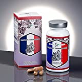 CDF Sports and Health Premium OPC Kapseln Frankreich: 60 Kapseln mit 500 mg Traubenkernextrakt je Kapsel! - 2