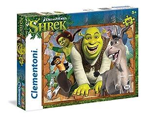 Clementoni 26845.0 - Puzzle de 60 Piezas, diseño de Pixies