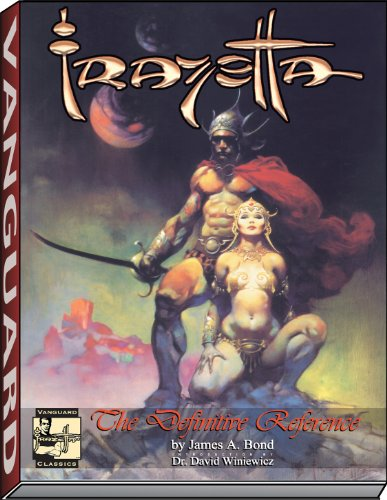 Frazetta: The Definitive Reference