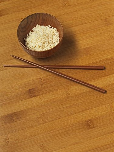 Arbeitsplatten Karamell Bambus Massiv wie Frühstückbars (2000mm X 620mm X 40mm)