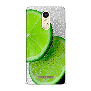 Qrioh Printed Designer Back Case Cover for Xiaomi Redmi Note 3 - 12M-MP2500