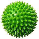 Avril Tian Spiky Massage Ball Trigger Point Roller Ball Tool para Fascitis Plantar,Tejido Profundo,Espalda,Dolor en el Pie,Ejercicio