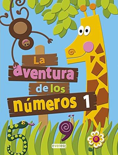 La aventura de los números 1-9788444176734 por Díez Torío Ana María