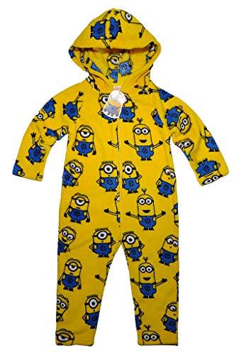 Offizielles Lizenzprodukt Minions Despicable Me 2Einteiler Schlafanzug Nachtwäsche Loungewear Für Jungen Mädchen