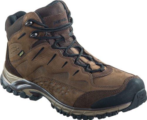 Meindl Barcelona Mid Gtx, chaussures de sport - outdoor homme Marron - Braun (braun 2)