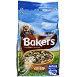 Bakers Complete Dry Dog Food with Tasty Chicken and Country Vegetables, 5kg