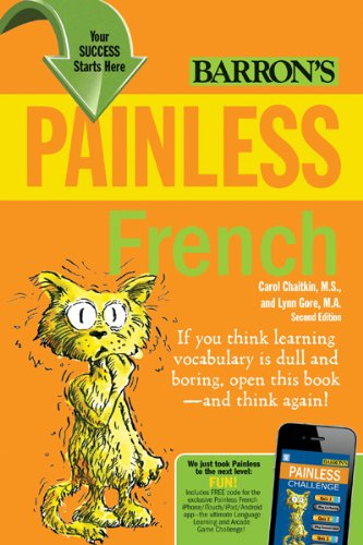 Painless French (Barrons Painless)