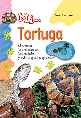 Mi... Tortuga (Spanish Edition)
