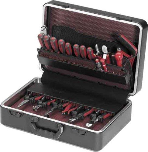 Cimco 175331 Werkzeugkoffer Perfekt Elektro komplett mit 23 Werkzeugen