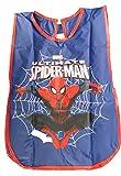 Ultimate Spiderman Grembiule Bavaglino Bavetta Plastificata Pvc 33X50