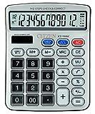 #9: SaleOn™ Premium Quality Big Display/Big Button 12 Digit Mirror Button Calculator-596