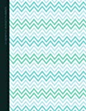 Chevrons Monthly Budget Planner (Budget Planners & Organizers)