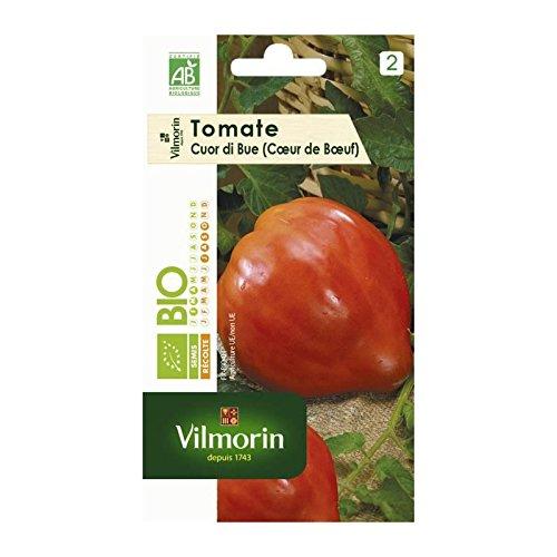 Vilmorin Graines de Tomate Coeur de Boeuf - Bio