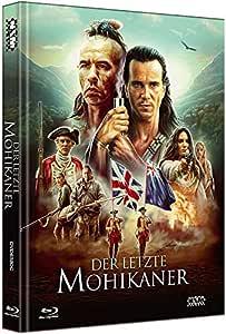 Der letzte Mohikaner [3 Blu-Ray+DVD] - uncut - limitiertes Mediabook Cover C
