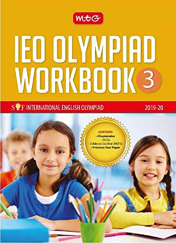 International English Olympiad Workbook -Class 3 (2019-20)