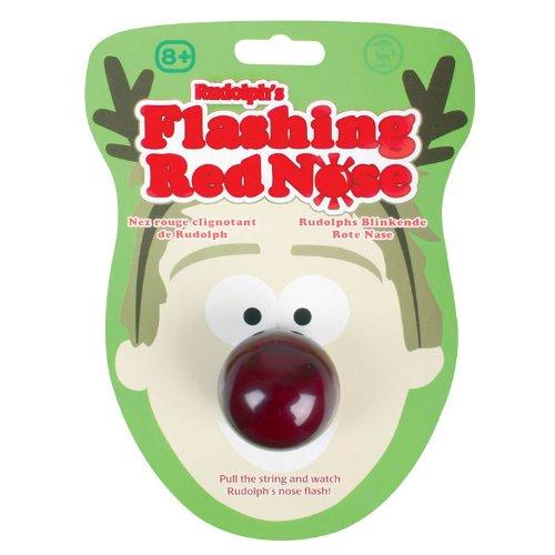 flashing-red-nose