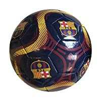 Icon Sports Unisex International Soccer Barcelona Officially Licensed Soccer Ball, Size 2