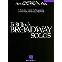 The First Book of Broadway Solos: Soprano by Joan Frey Boytim (1997-09-01)