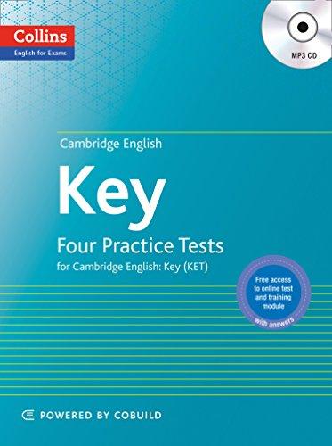 Practice Tests for Cambridge English: Key : KET (Collins Cambridge English) par Katie Foufouti