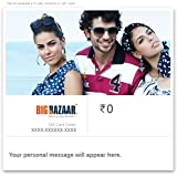 Big Bazaar Digital Voucher