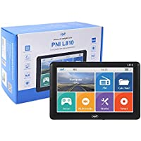 "7"" GPS Navigation System PNI L810 7 inch, 800 MHz, 256M DDR, 8GB compatible with any Full European map, no map preinstalled - ukpricecomparsion.eu"