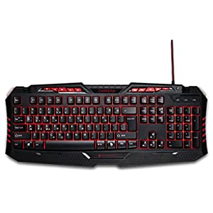 Spartan Gear Chimera Wired Gaming Keyboard [