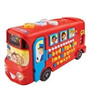 Vtech 150003 Playtime Bus Educational Playset, Learning Toy With Phonic Sounds