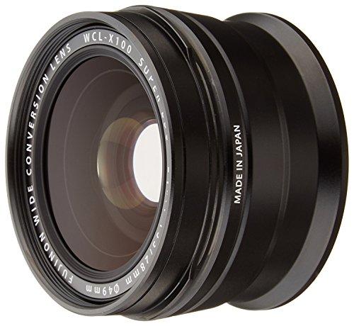 Fujifilm X100 Wide Angle Conversion Lens - Black - Buy
