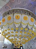 600mm BIG Size Chandelier With Multicolor Leds And Inbuilt Bluetooth