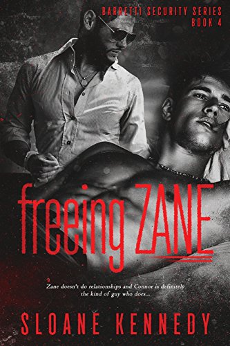 Freeing Zane: Volume 4 (Barretti Security Series)