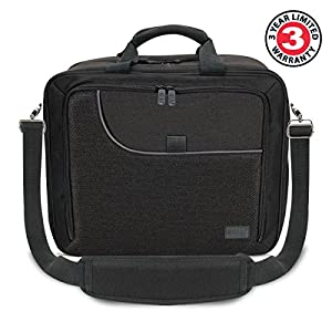 Nintendo Switch Gaming Console Carrying Bag/Case for Travel with Adjustable Shoulder Strap - Also Works wit PlayStation 4 Pro , Xbox One , Xbox One S and Nintendo Wii U